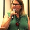 GCMGA VP provides plant sale updates and introduces speaker