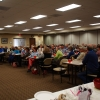 Great crowd to hear our speaker!