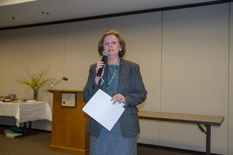 President - Carole Teja