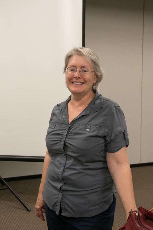 Karan Rawlins - June meeting speaker