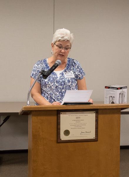 Virginia Schofield - Secretary
