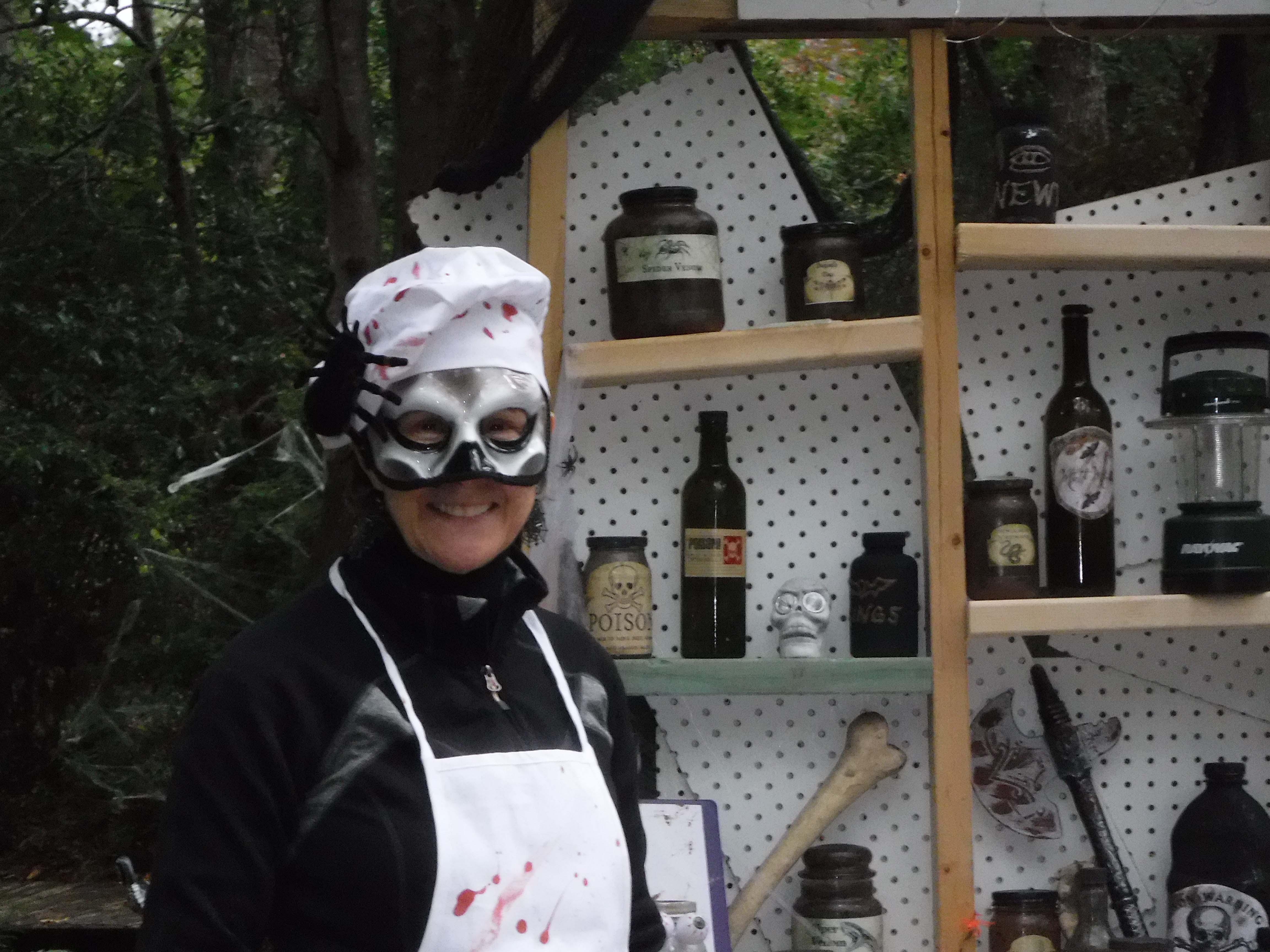 Chef Deborah