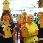 Birdhouse Workshop 16