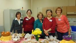 2015 Trainee Breakfast Committee