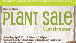 Plant Sale 2020 – SAVE THE DATE